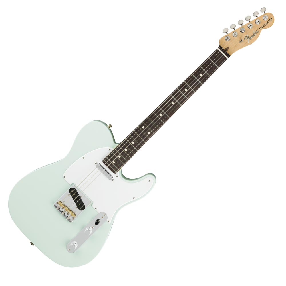 Fender American Performer Telecaster RW SATIN SBL エレキギター