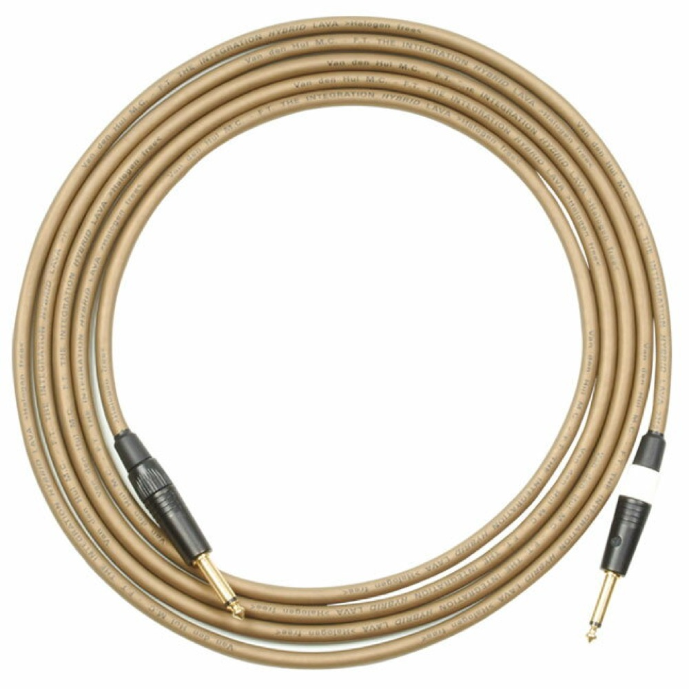 Lava Cable Van Den Hul S-S 6.0m LCHL20 ギターケーブル