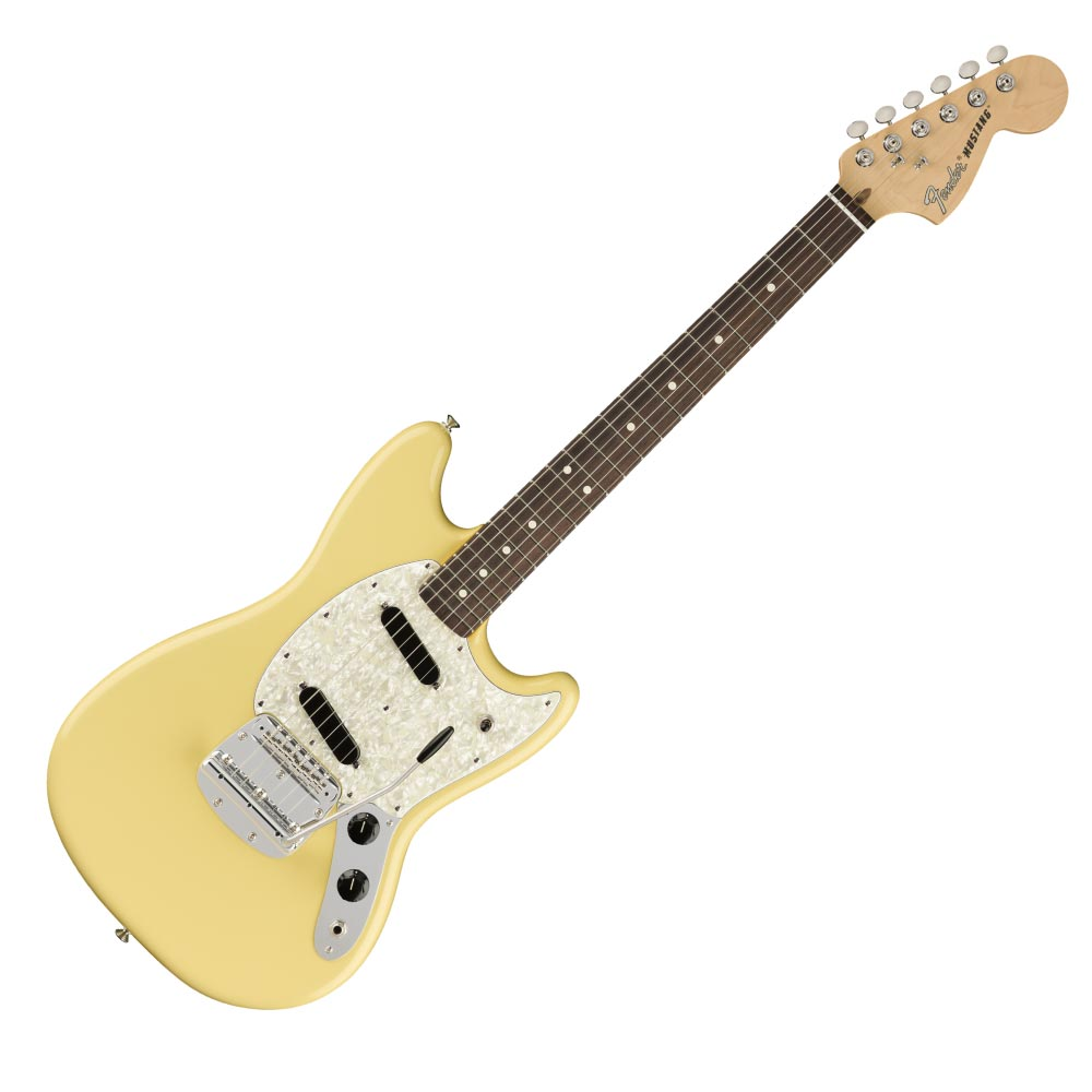 Fender American Performer Mustang RW VWT エレキギター
