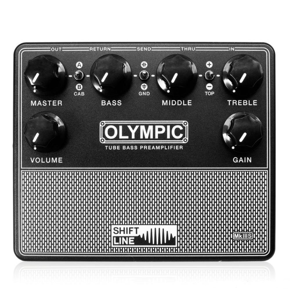 Shift Line Olympic MkIIIS ベース プリアンプ