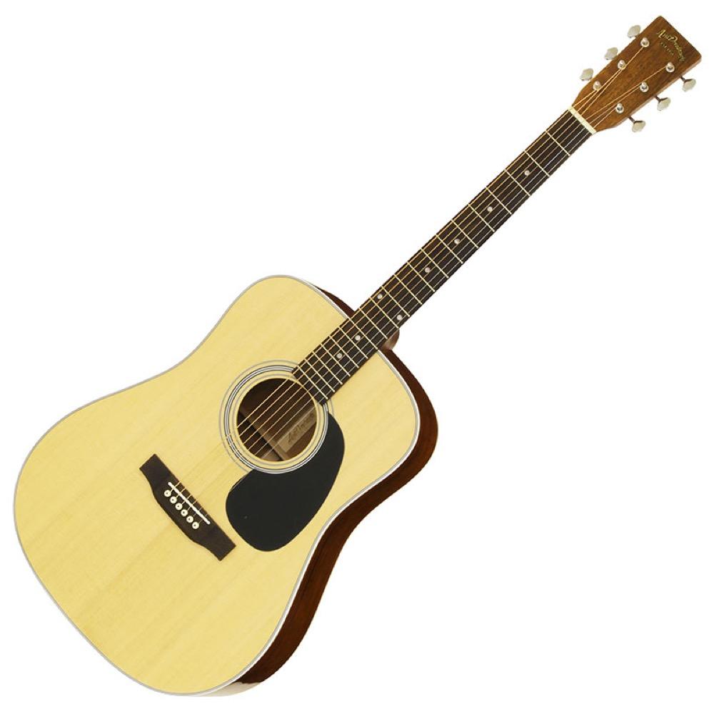 ARIA AD-40LTD N Aria Dreadnought アコースティックギター