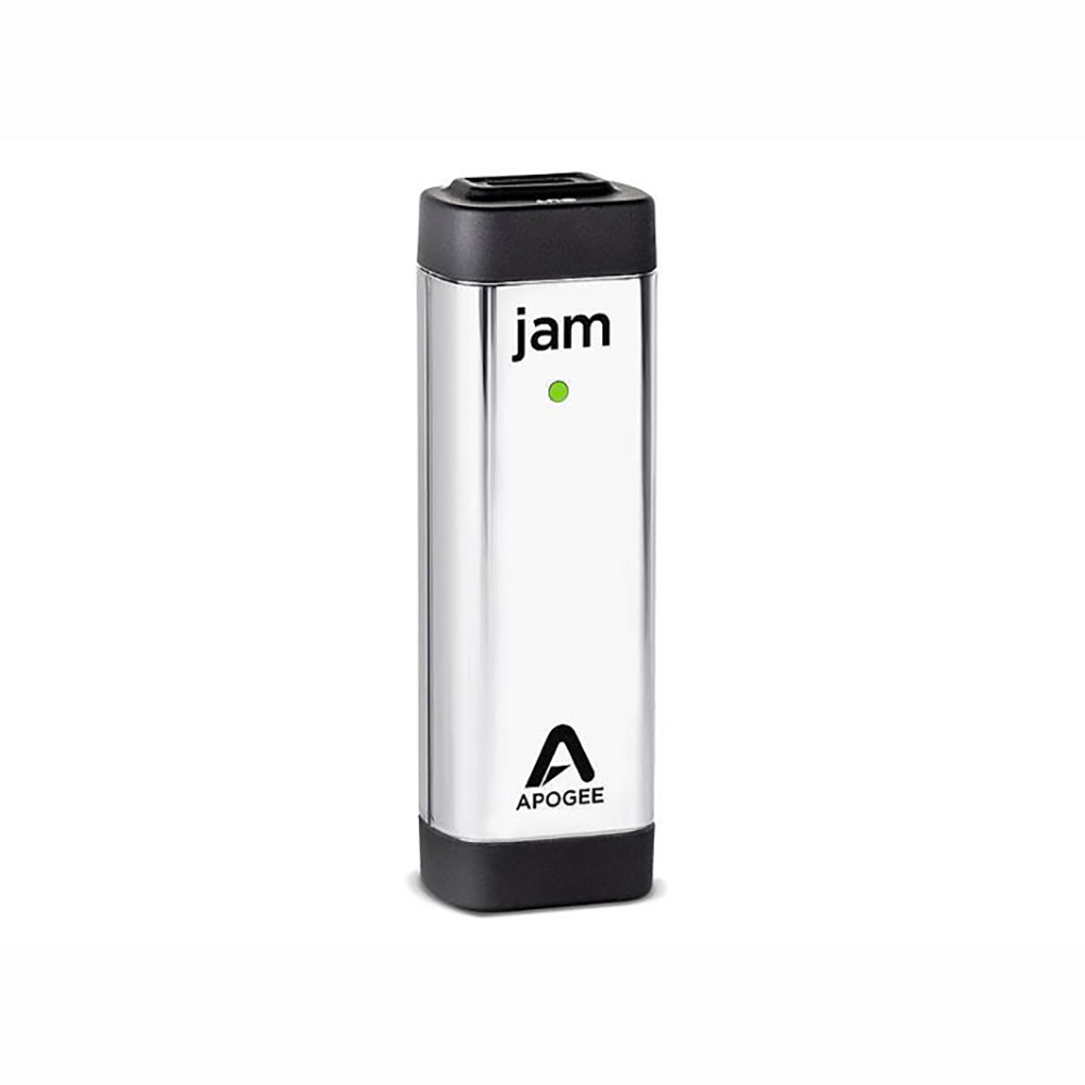 APOGEE JAM 96K for iPad, iPhone and Mac デジタルギターインターフェイス