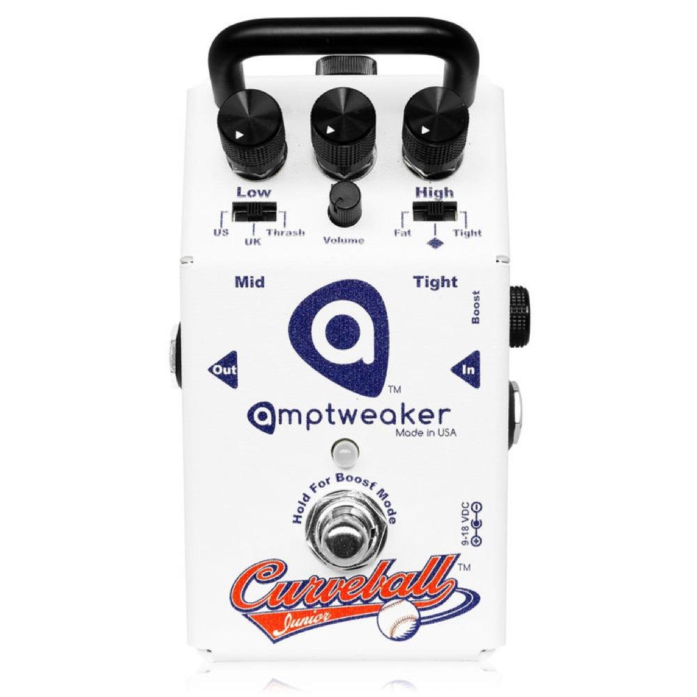 Amptweaker Curveball JR EQ ブースター エフェクター
