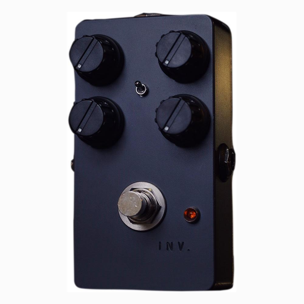 Zahnrad INVERSION Modern Distotion ディストーション ギターエフェクター