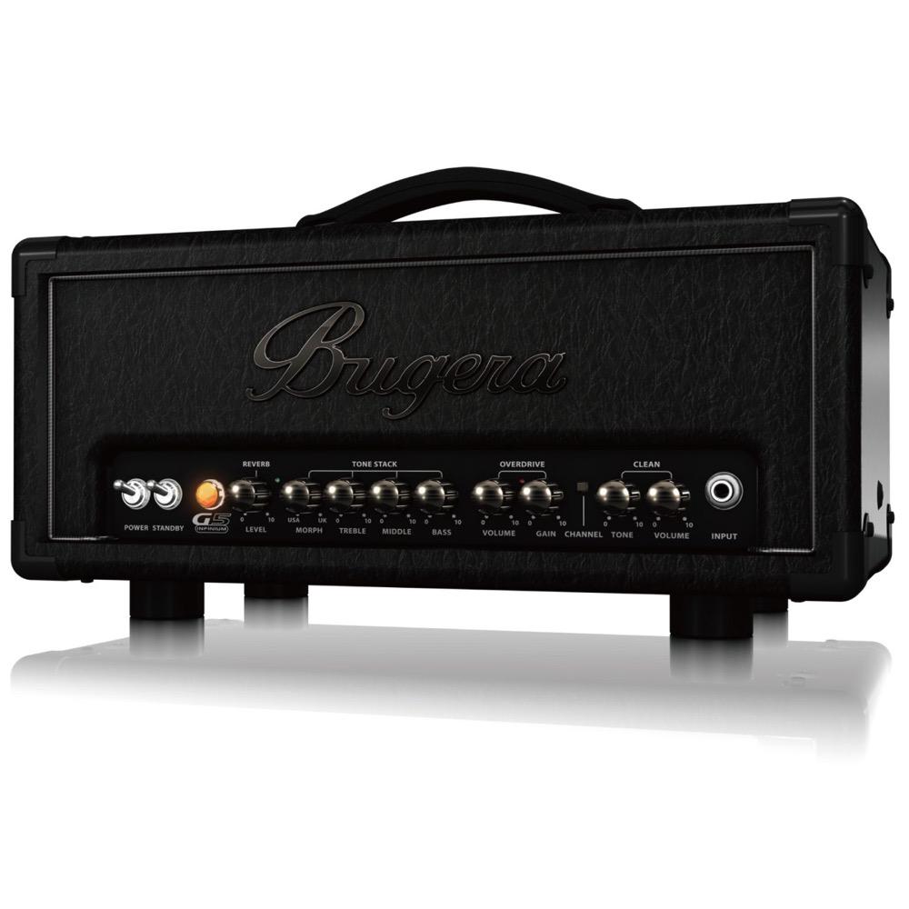 Bugera G5 INFINIUM ギター真空管アンプ ヘッド