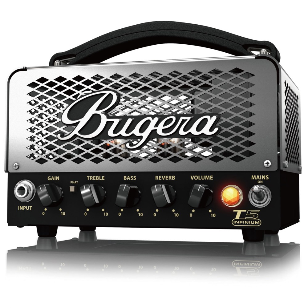Bugera T5 INFINIUM ギターアンプ ヘッド