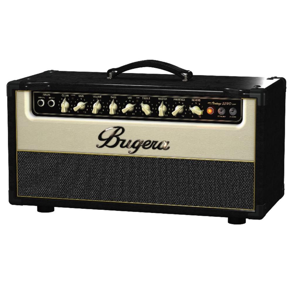 Bugera V55HD INFINIUM ギターアンプ ヘッド