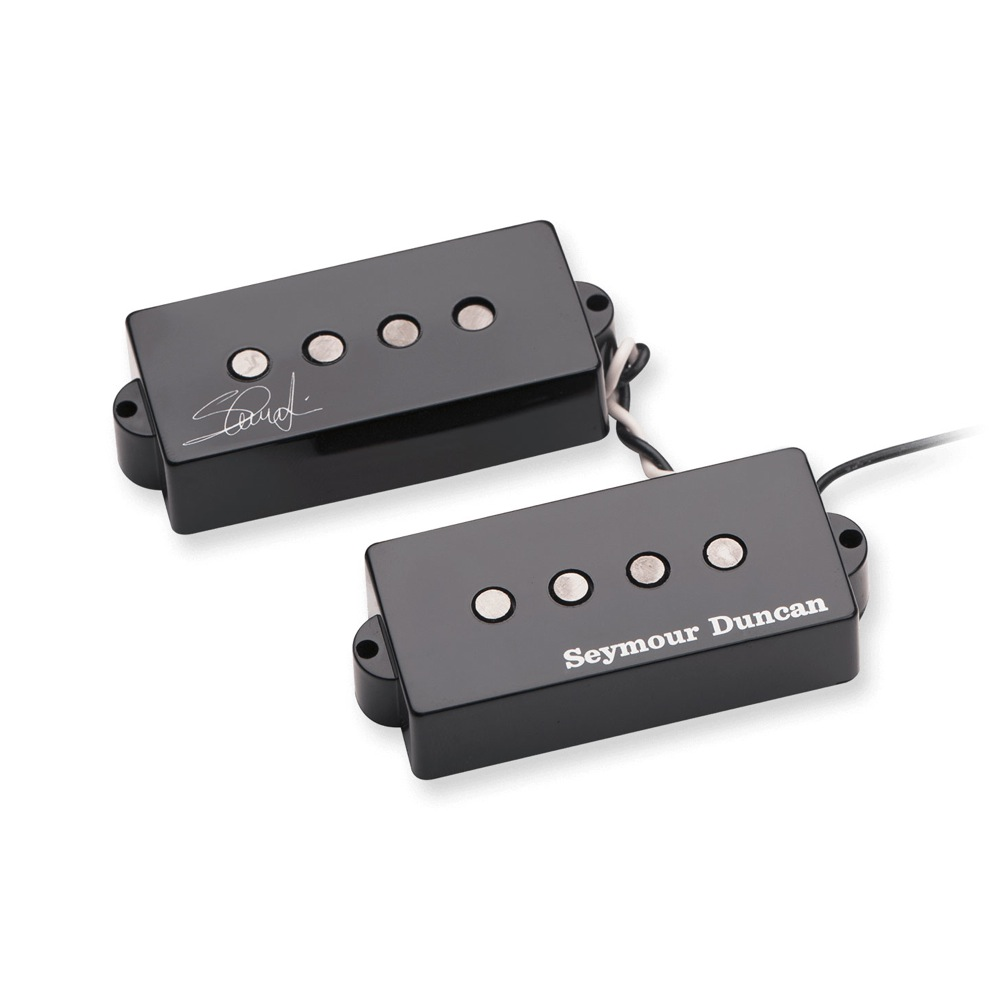 Seymour Duncan SPB-4 BLK Steve Harris Signature for P-BASS ベース用 ピックアップ