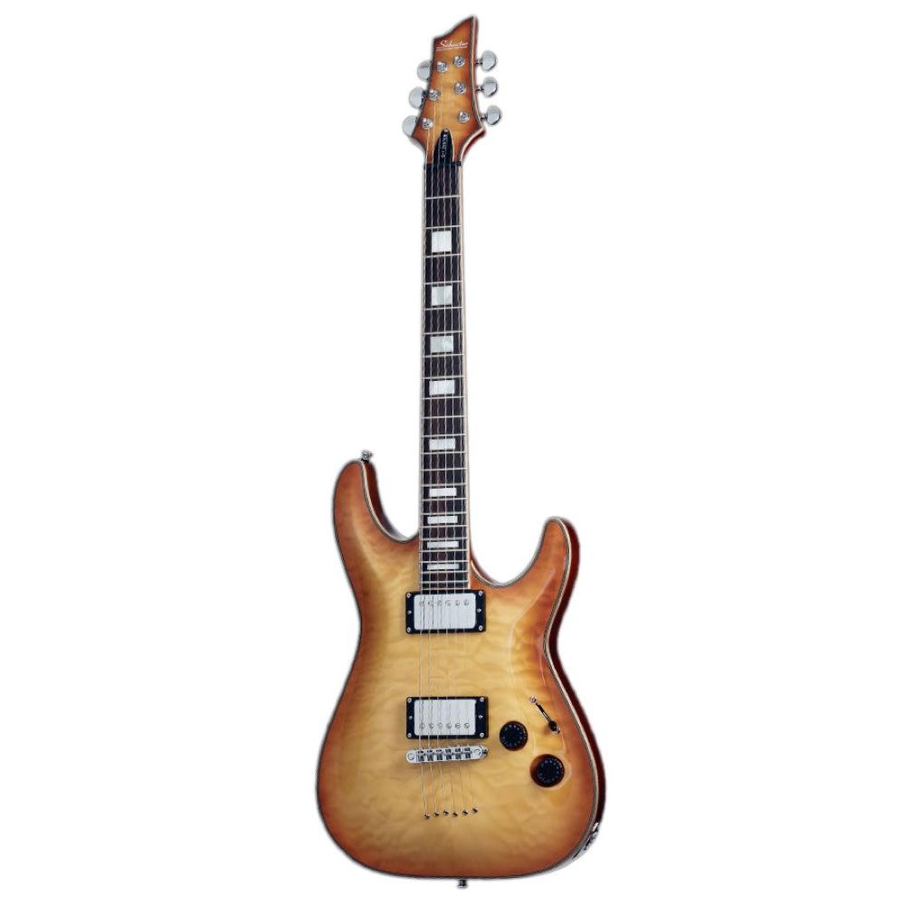 SCHECTER C-1 CUSTOM AD-C-1-CTM NVB エレキギター