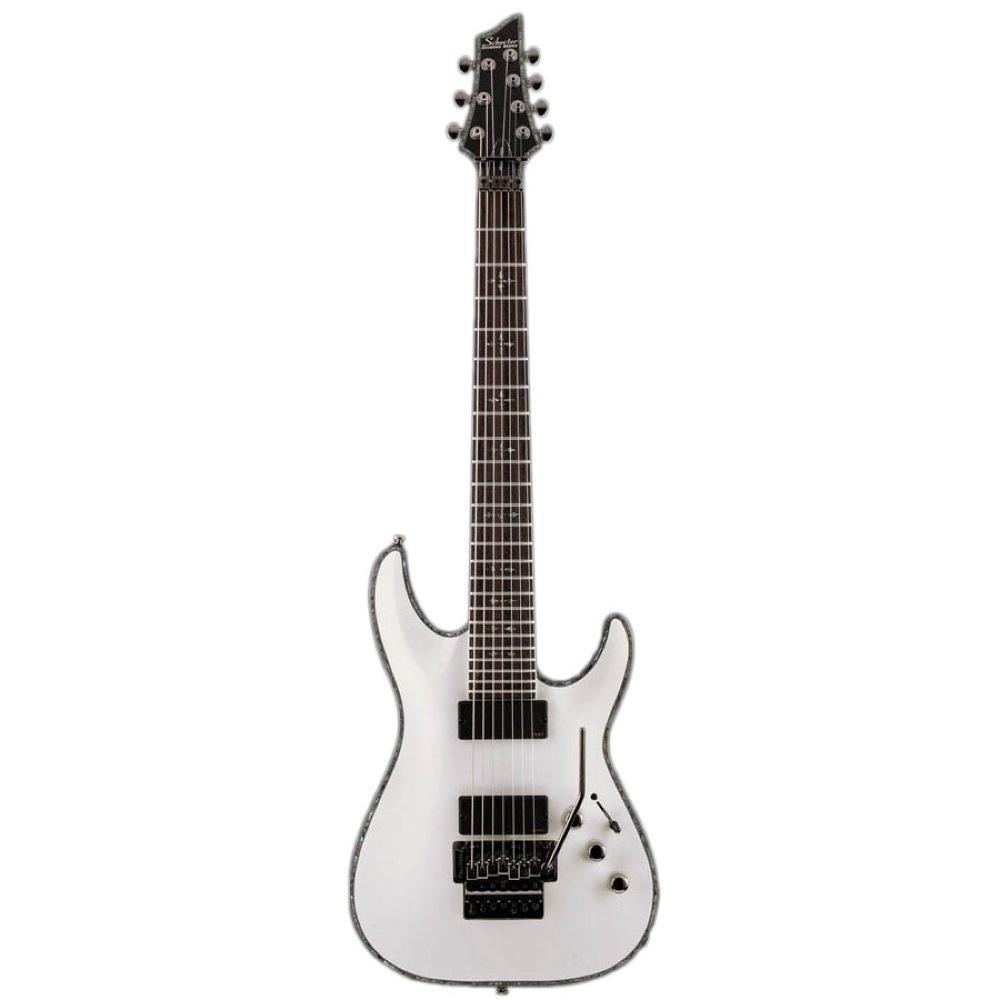SCHECTER HELLRAISER C-7 FR AD-C-7-FR-HR WHT 7弦 エレキギター