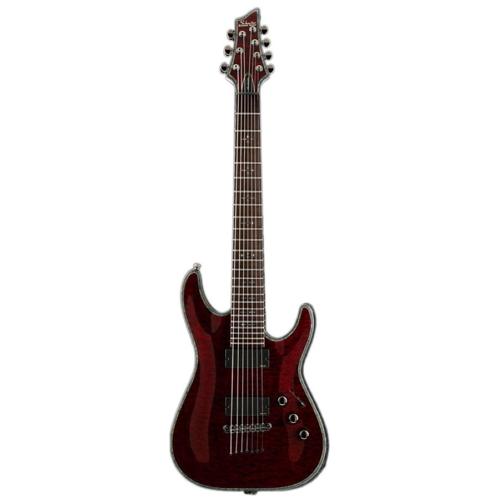 SCHECTER HELLRAISER C-7 AD-C-7-HR BCH 7弦 エレキギター