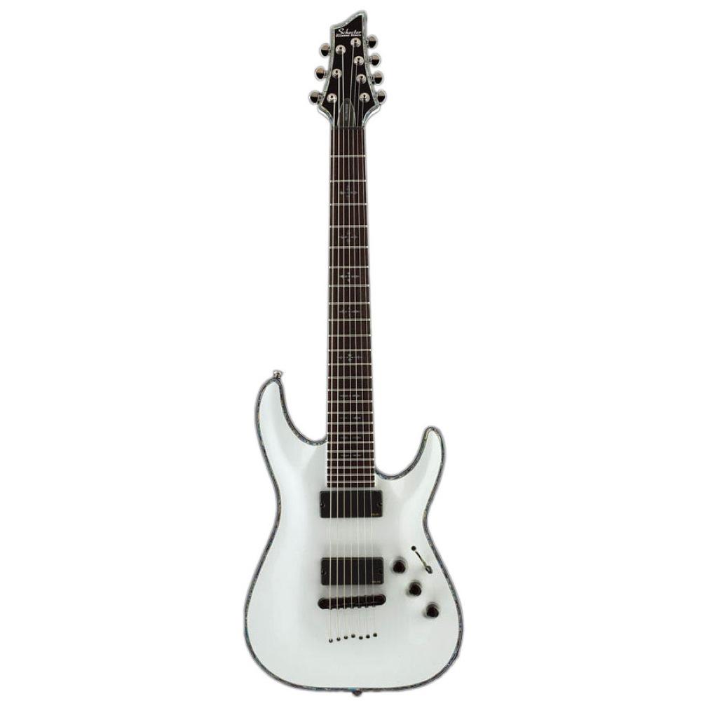 SCHECTER HELLRAISER C-7 AD-C-7-HR WHT 7弦 エレキギター