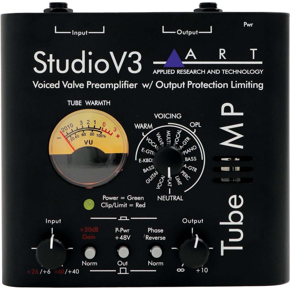 ART Tube MP Studio V3 チューブマイクプリアンプ