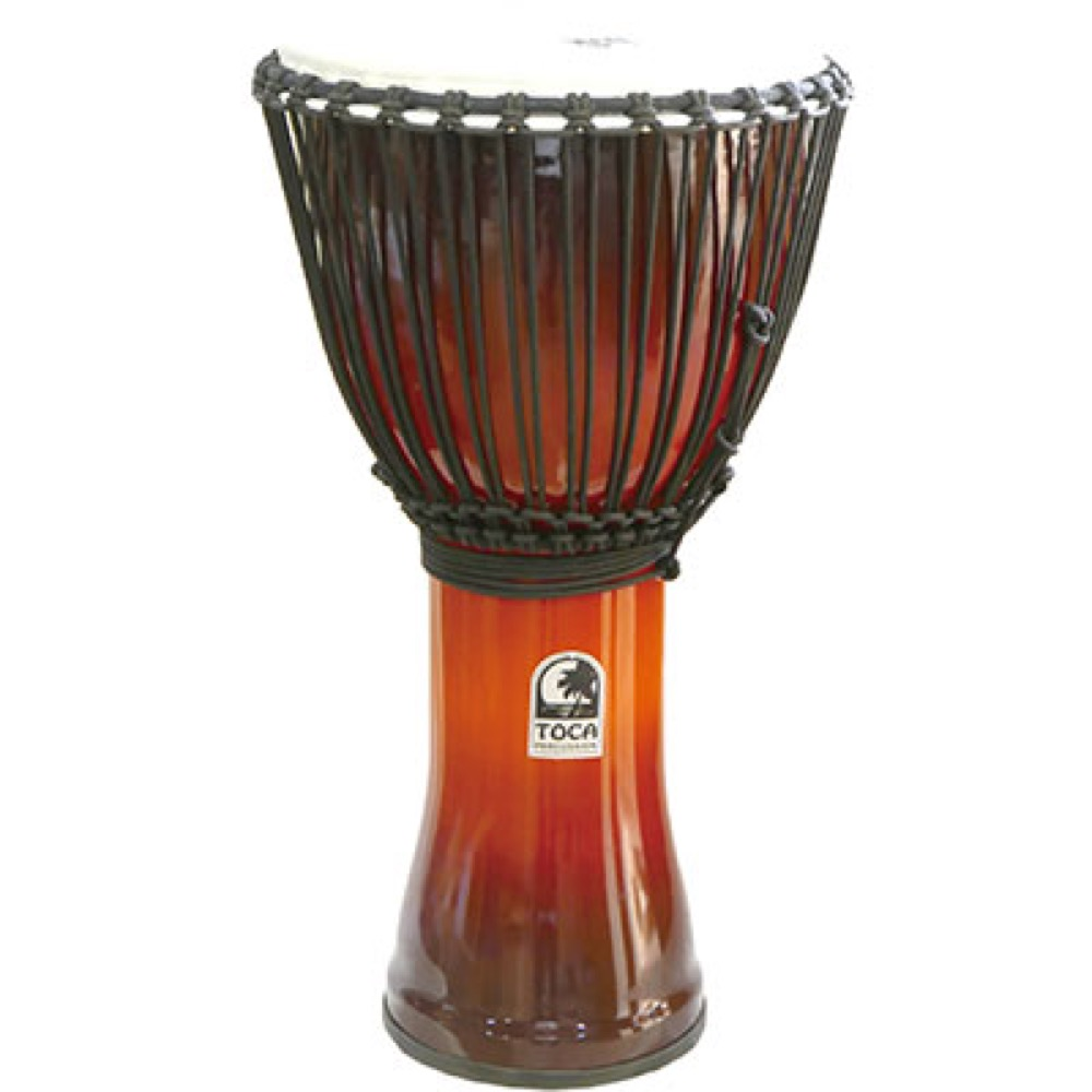 TOCA TF2DJ-12AFS Freestyle II Roped Tuned Djembe 12 AF SNST ジャンベ