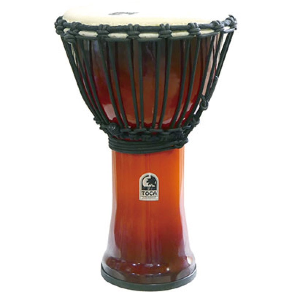 TOCA SFDJ-9AFS Freestyle Roped Tuned Djembe 9 AF SNST ジャンベ
