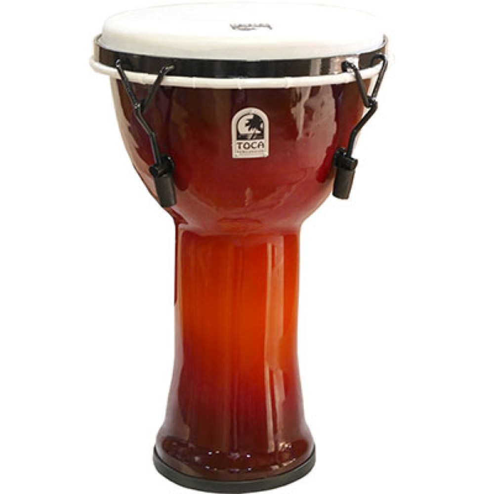 TOCA TF2DM-9AFS Freestyle II Mechanically Tuned Djembe 9 AF SNST ジャンベ