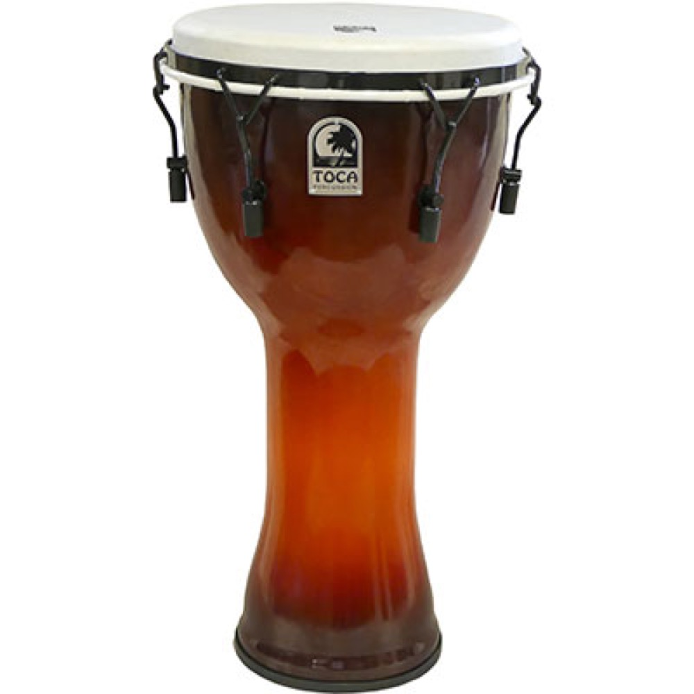 TOCA TF2DM-12AFS Freestyle II Mechanically Tuned Djembe 12 AF SNST ジャンベ