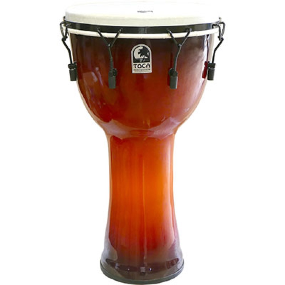 TOCA TF2DM-14AFSB Freestyle II Mechanically Tuned Djembe 14 AF SNST ジャンベ