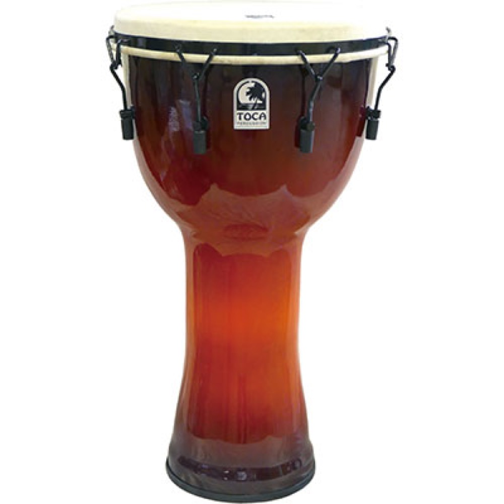 TOCA SFDMX-14AFSB Freestyle Mechanically Tuned Djembe 14 AF SNST ジャンベ