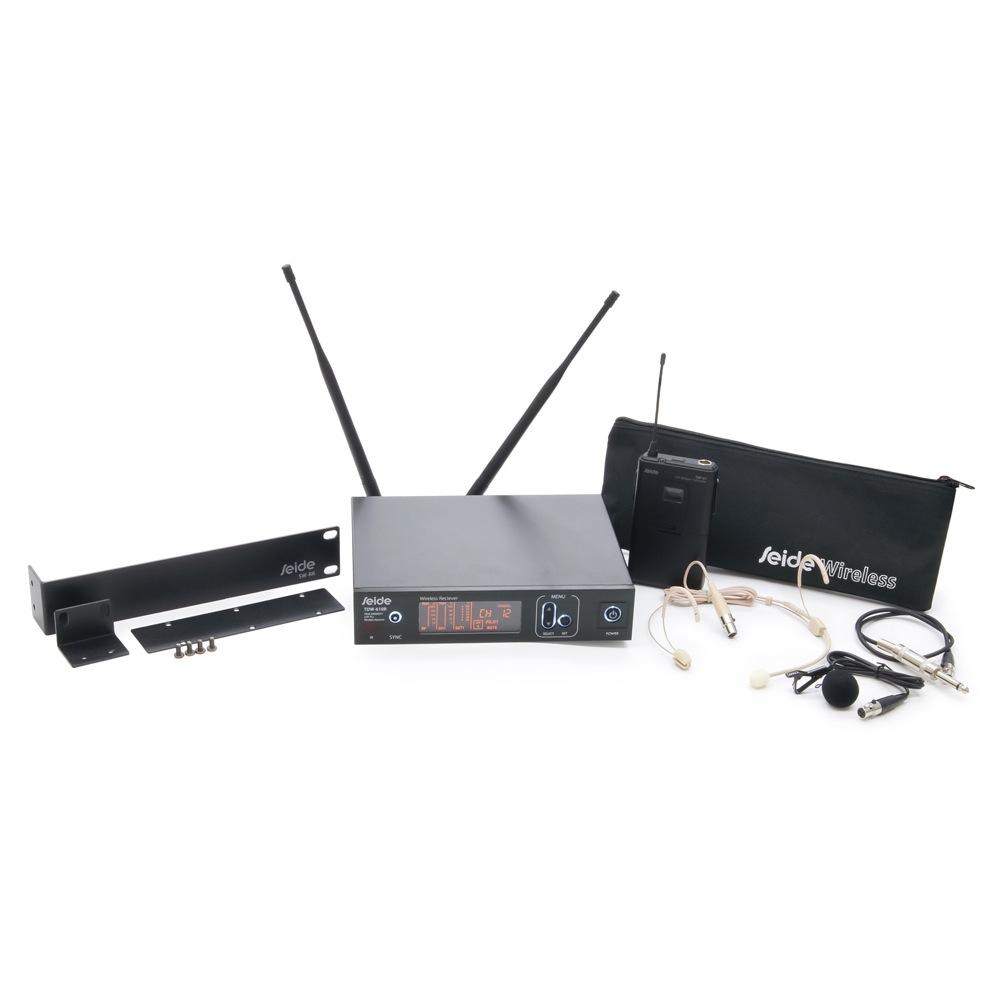 SEIDE TDW-800-BS ワイヤレスマイクシステム ベルトパックセット