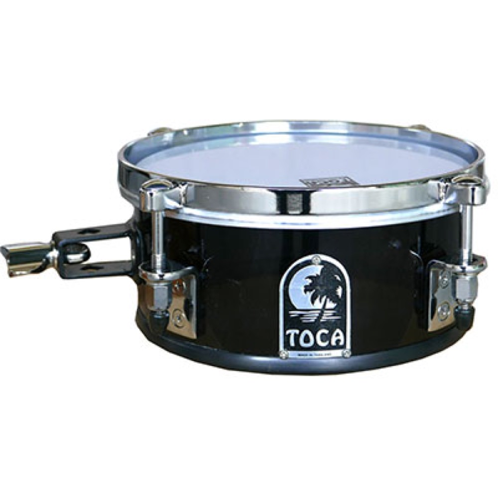 TOCA T-408AS Acrylic Mini Timbales Smoke ティンバレス