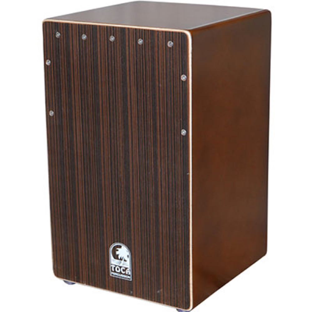 TOCA TCAJWH-DW Workhorse Cajon Dark Walnut カホン