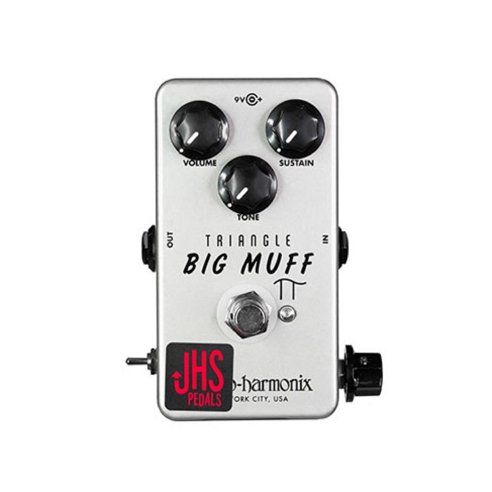 JHS Pedals EHX Triangle Big Muff Pi Illuminati Mod トライアングルビッグマフモディファイ ファズ ギターエフェクター
