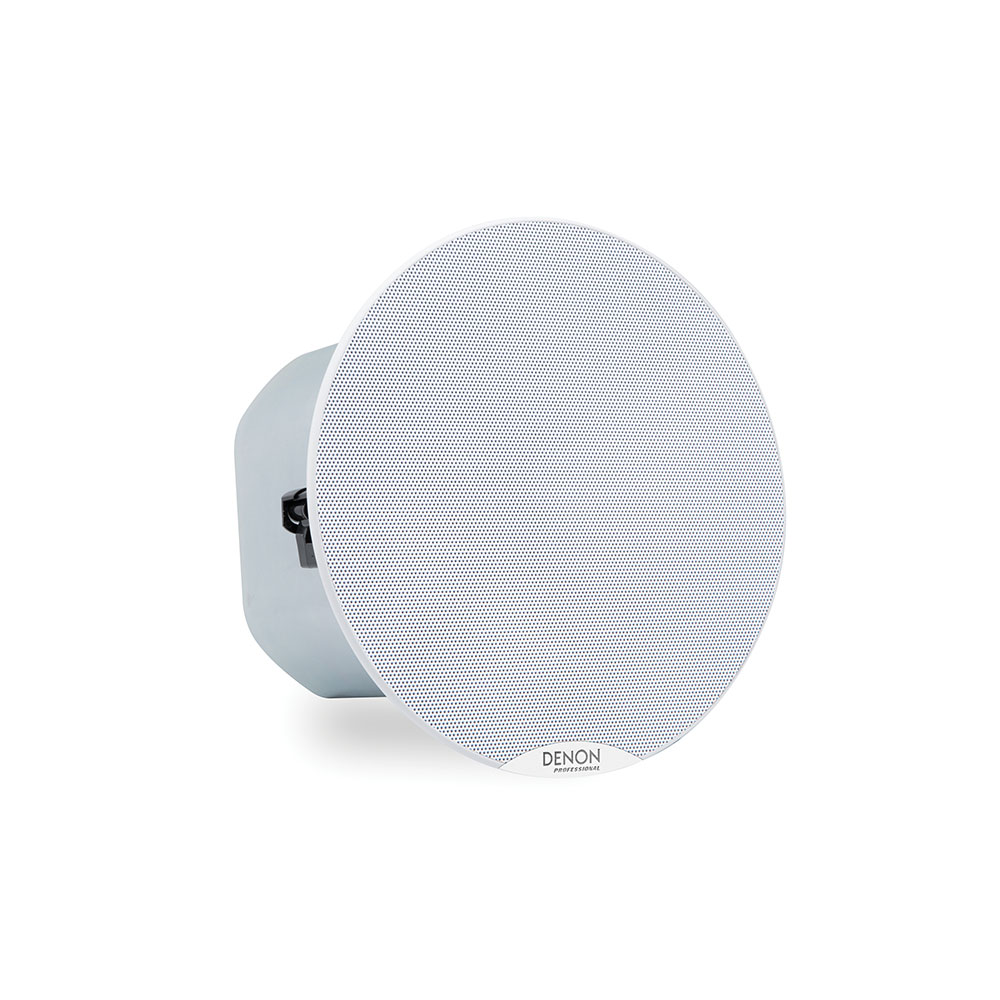 DENON Professional DN-106S 6.5インチ 商業用・天井埋め込み型スピーカー