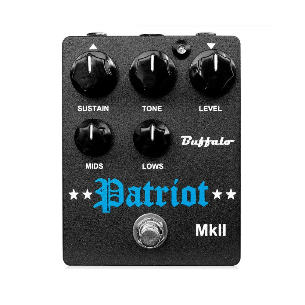 Buffalo FX Patriot MkII ファズ ギターエフェクター