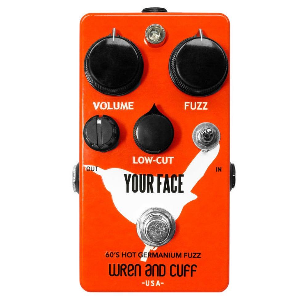 Wren and Cuff Your Face 60's Custom ファズ ギターエフェクター
