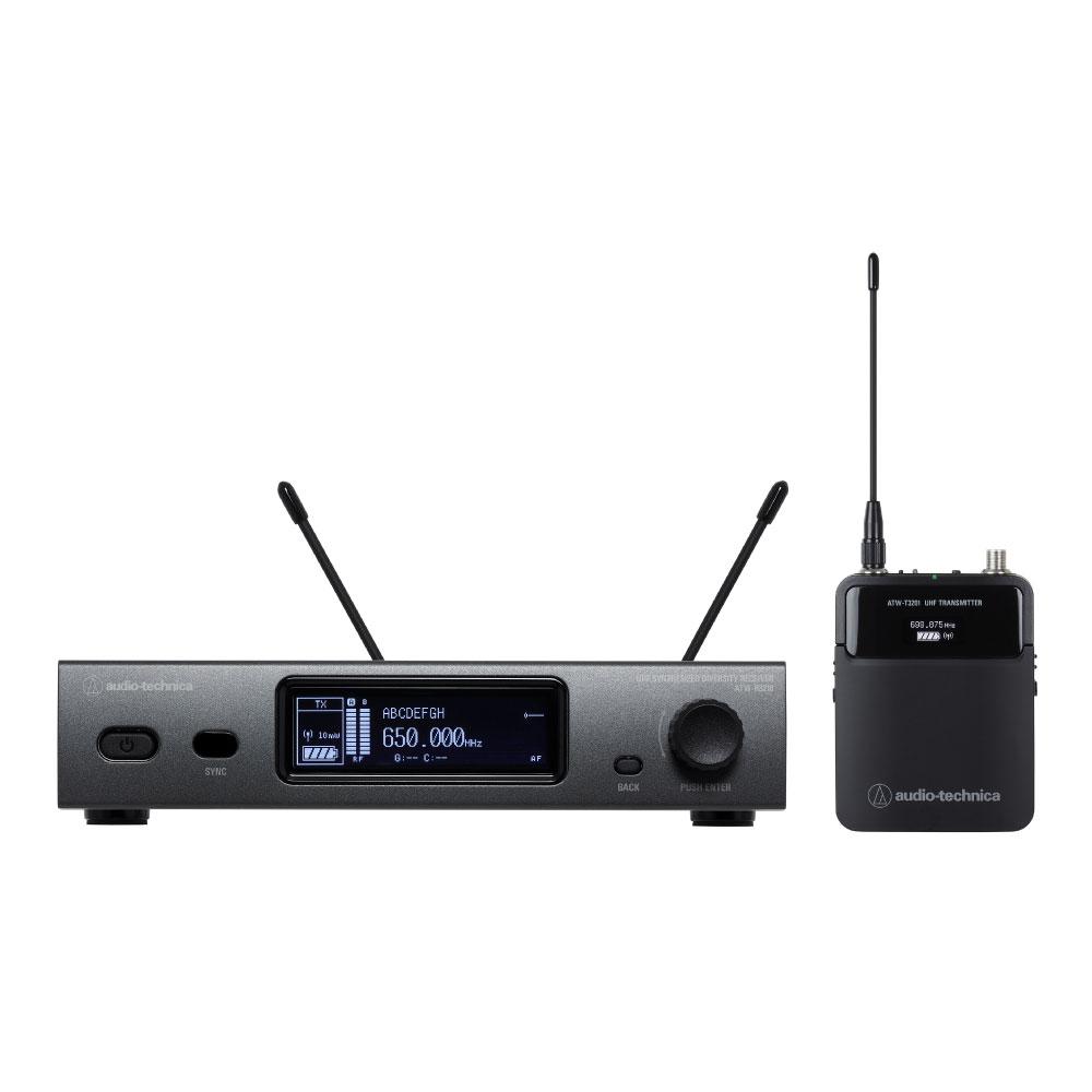 AUDIO-TECHNICA ATW-3211HH1 2ピーストランスミッター ワイヤレスシステム