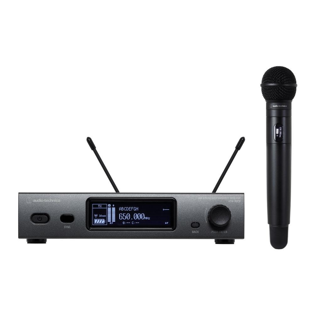 AUDIO-TECHNICA ATW-3212/C510HH1 ハンドヘルドワイヤレスシステム