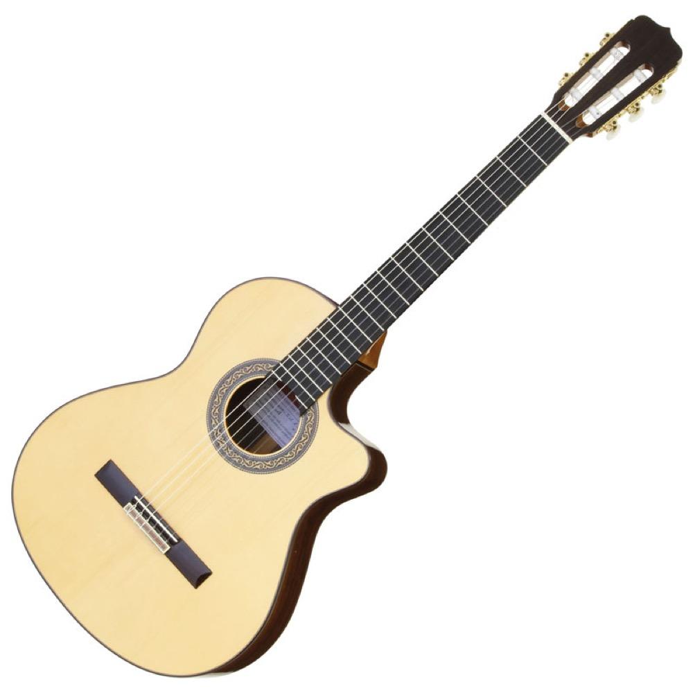 Jose Ramirez CUT 1/Spr Estudio Model クラシックギター エレクトリックカッタウェイモデル