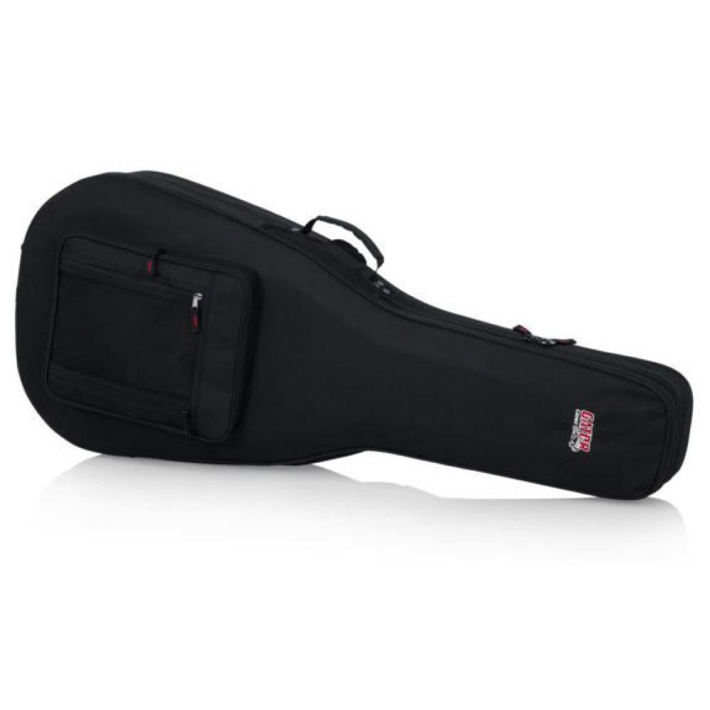 GATOR GL-DREAD-12 Rigid EPS Foam 12弦アコースティックギター用 ハードケース