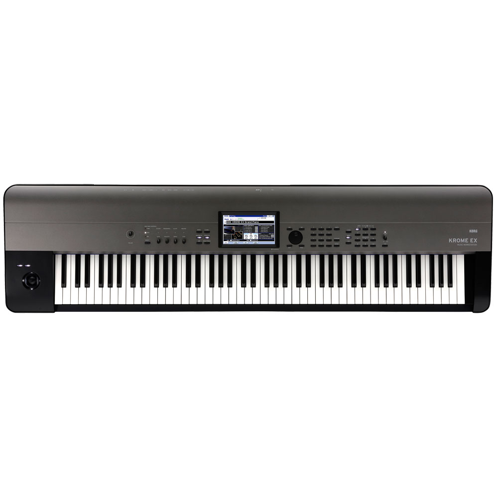 KORG KROME-88 EX シンセサイザー 88鍵盤 ワークステーション