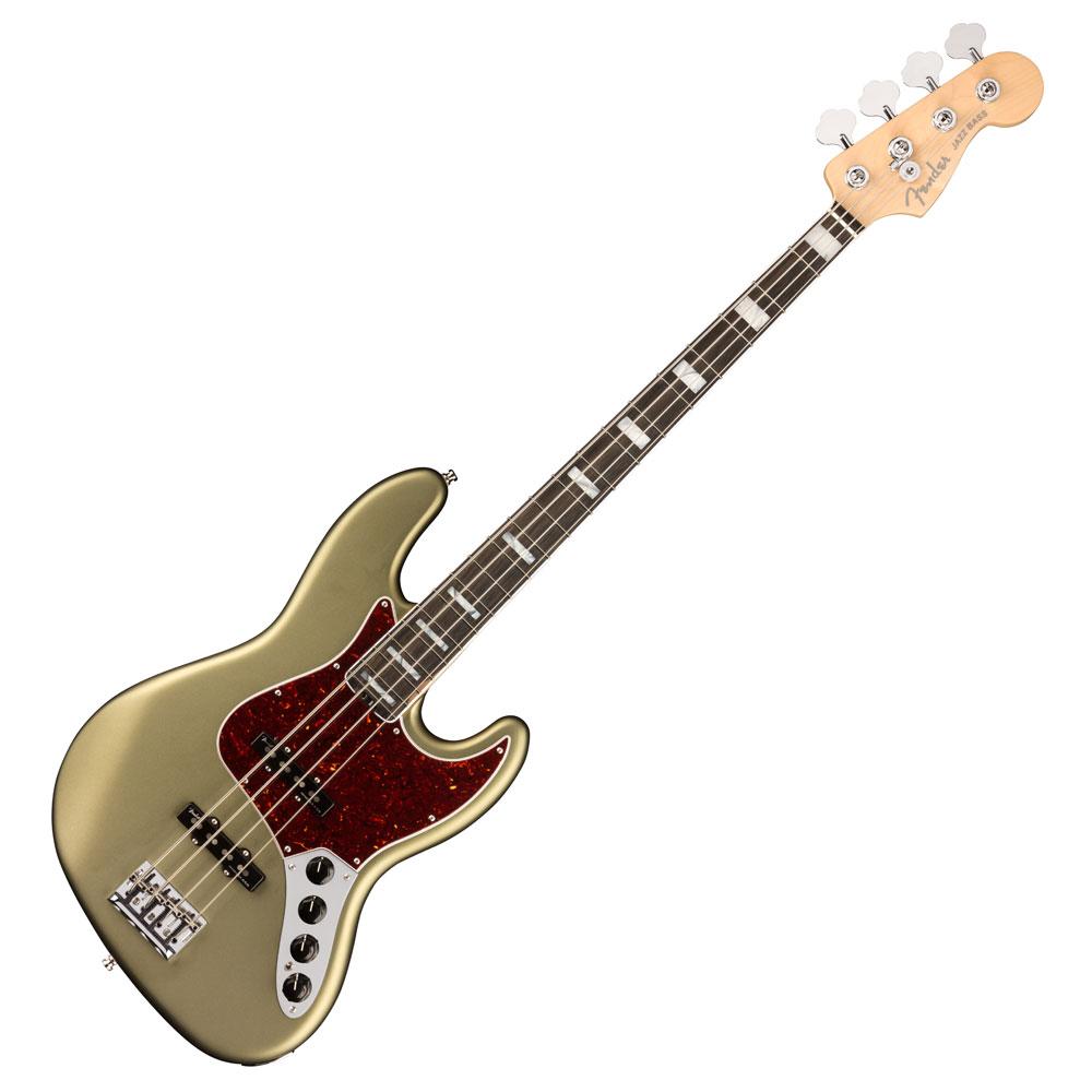 Fender American Elite Jazz Bass EB SATIN JPM エレキベース