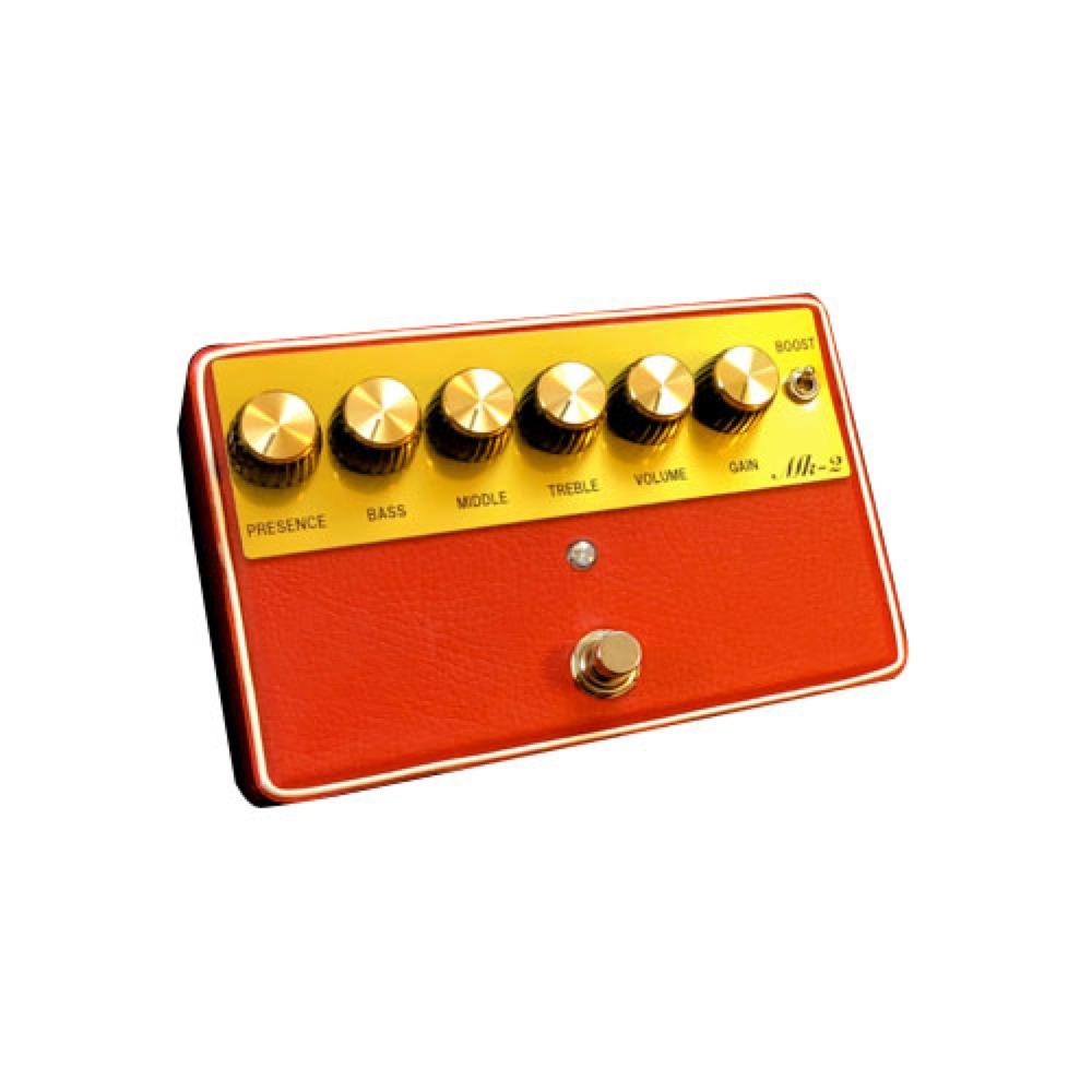 Shin's Music MK-2 DRIVE RED ディストーション エフェクター