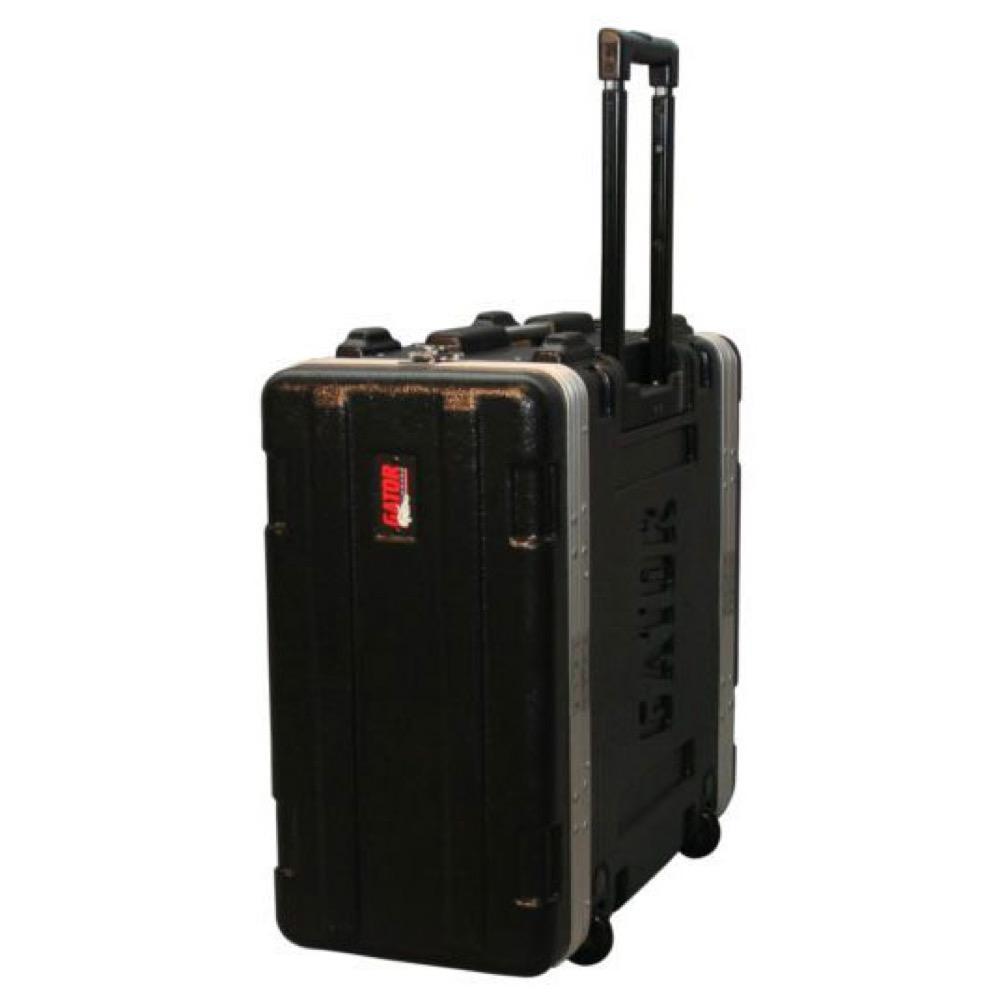 激安通販販売 ゲイター 4U オーディオラック ローリング 国産品 GRR-4L GATOR ラックケース