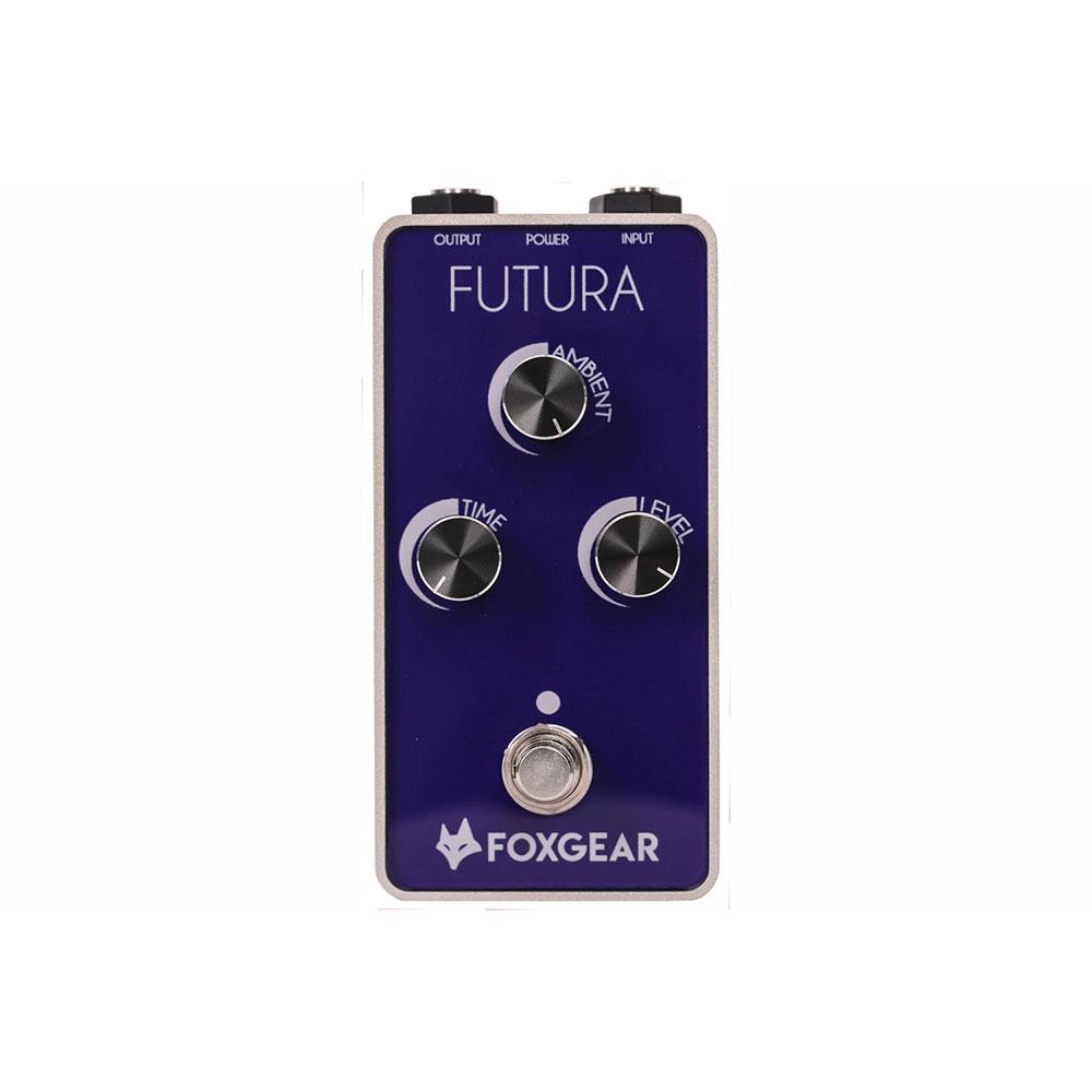 FOXGEAR Futura ギターエフェクター