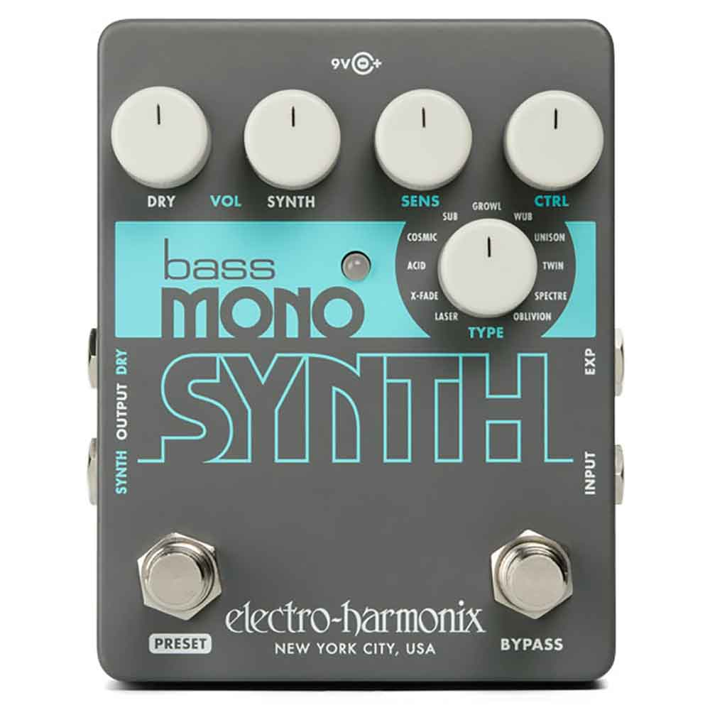 ELECTRO-HARMONIX Bass Mono Synth ベースモノシンセ エフェクター