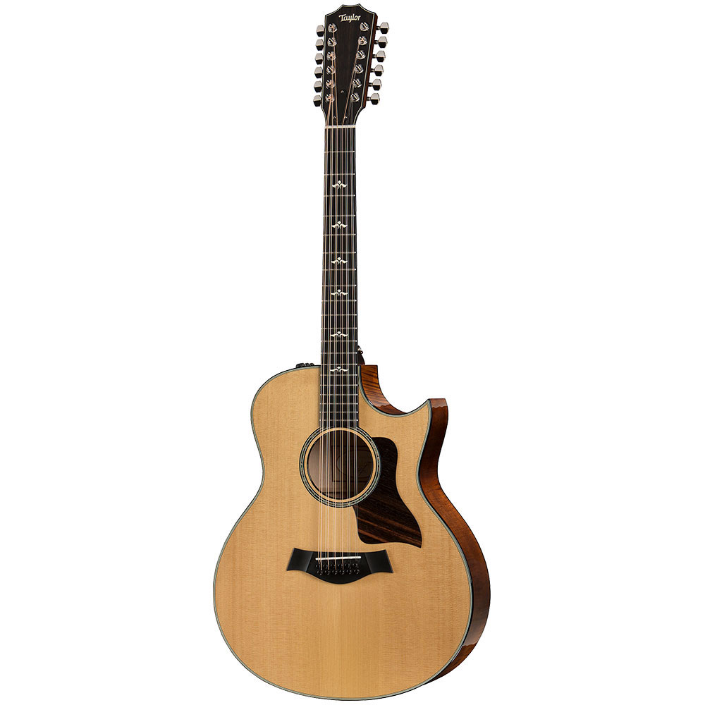 Taylor 656ce 656ce 600 Series 600 Taylor 12弦 エレクトリックアコースティックギター, The Black Market:5063b7b7 --- thomas-cortesi.com
