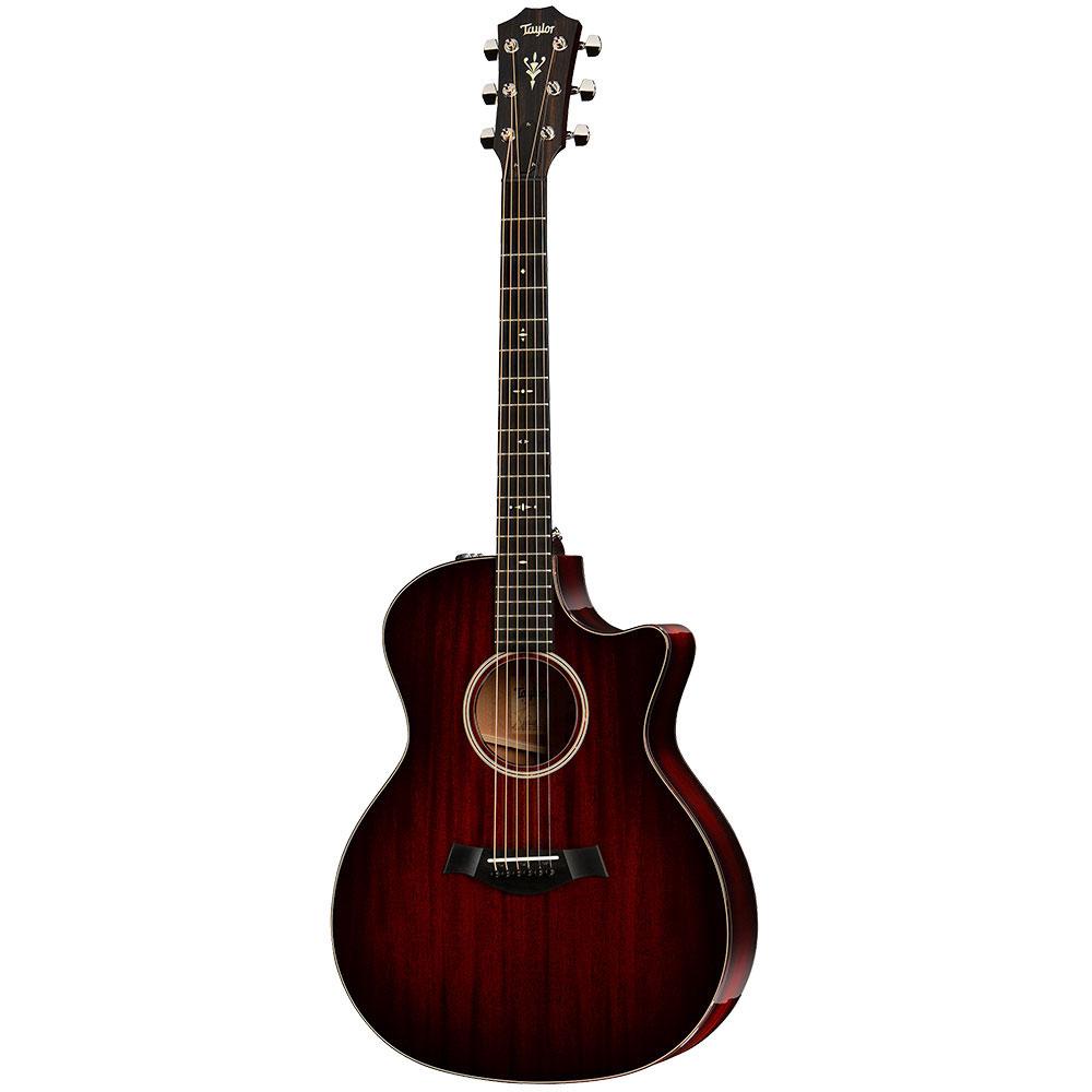 Taylor 524ce V-Class Series エレクトリックアコースティックギター