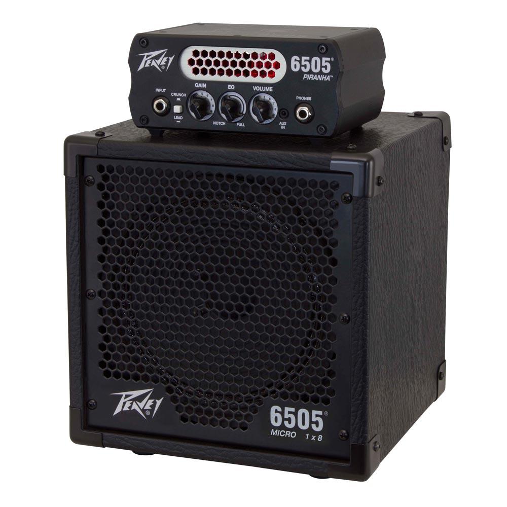PEAVEY 6505 Piranha ギターアンプ 【なんとキャビネットサービス】【国内正規品】【限定特価品】