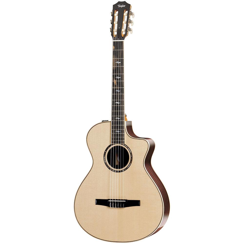 Taylor 812ce-Nylon エレクトリッククラシックギター