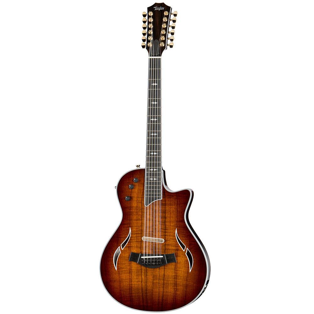Taylor T5z Custom-12 Custom-12 Taylor T5z T5z Series 12弦エレクトリックアコースティックギター, 吉海町:511b669d --- officewill.xsrv.jp
