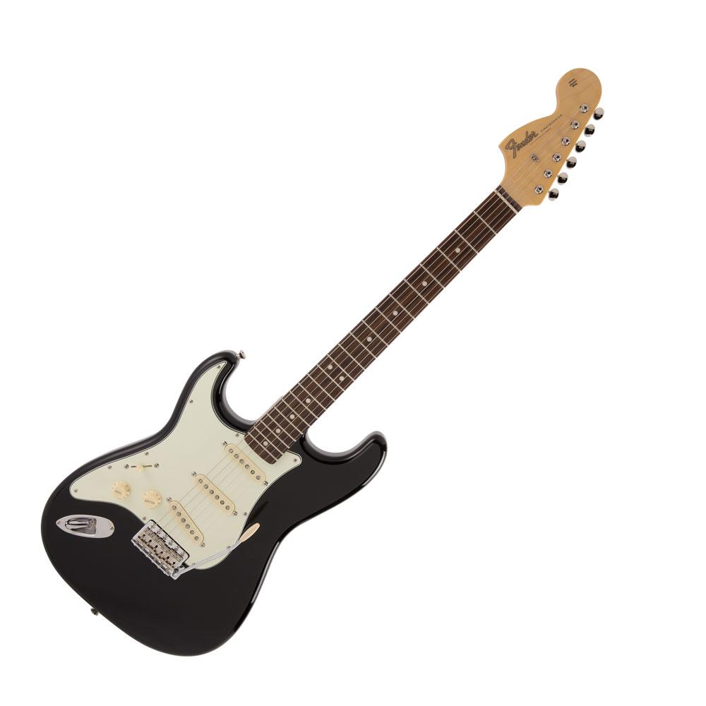 品質が Fender Stratocaster Seattle Black RW エレキギター, 女川町 9c5fd002