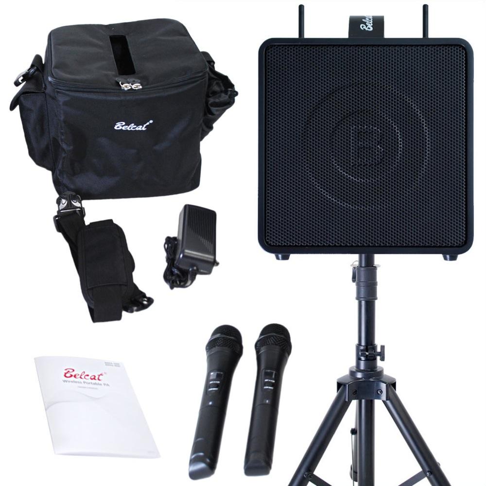 Belcat BWPA-40W/9-28 ワイヤレスポータブル PAアンプ