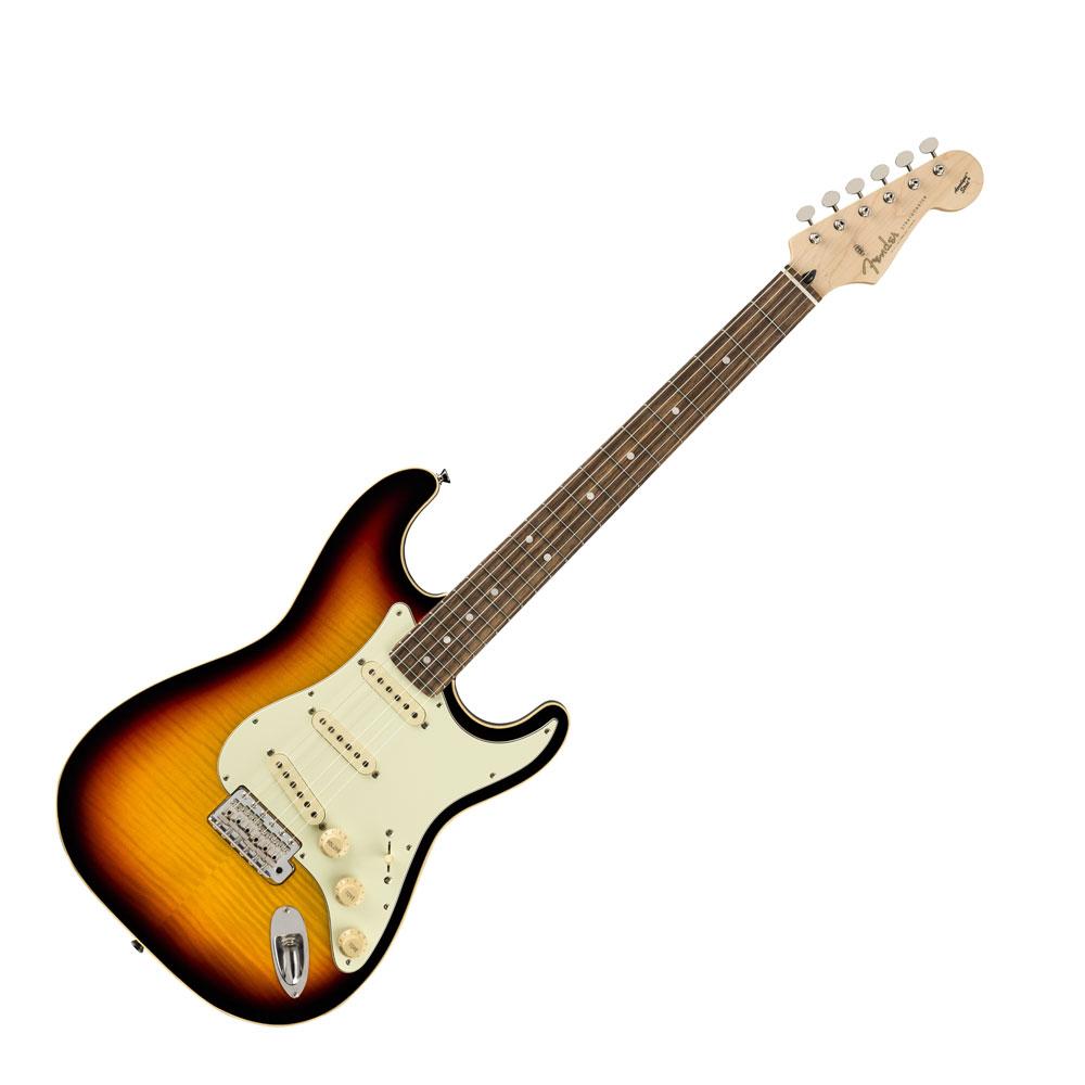 Fender Aerodyne Classic Stratocaster FMT RW 3TS エレキギター