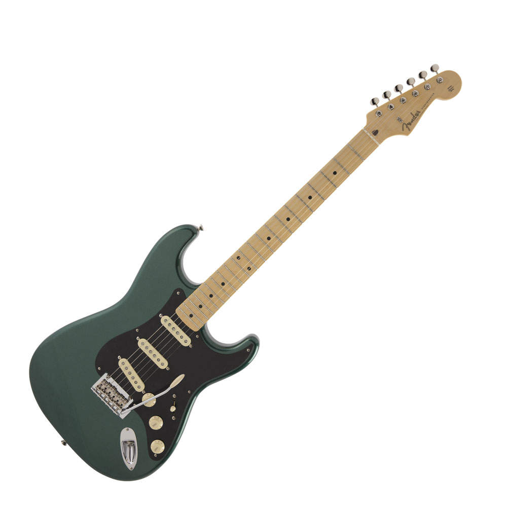 Fender Made in Japan Hybrid 50s Stratocaster Sherwood Green Metallic エレキギター