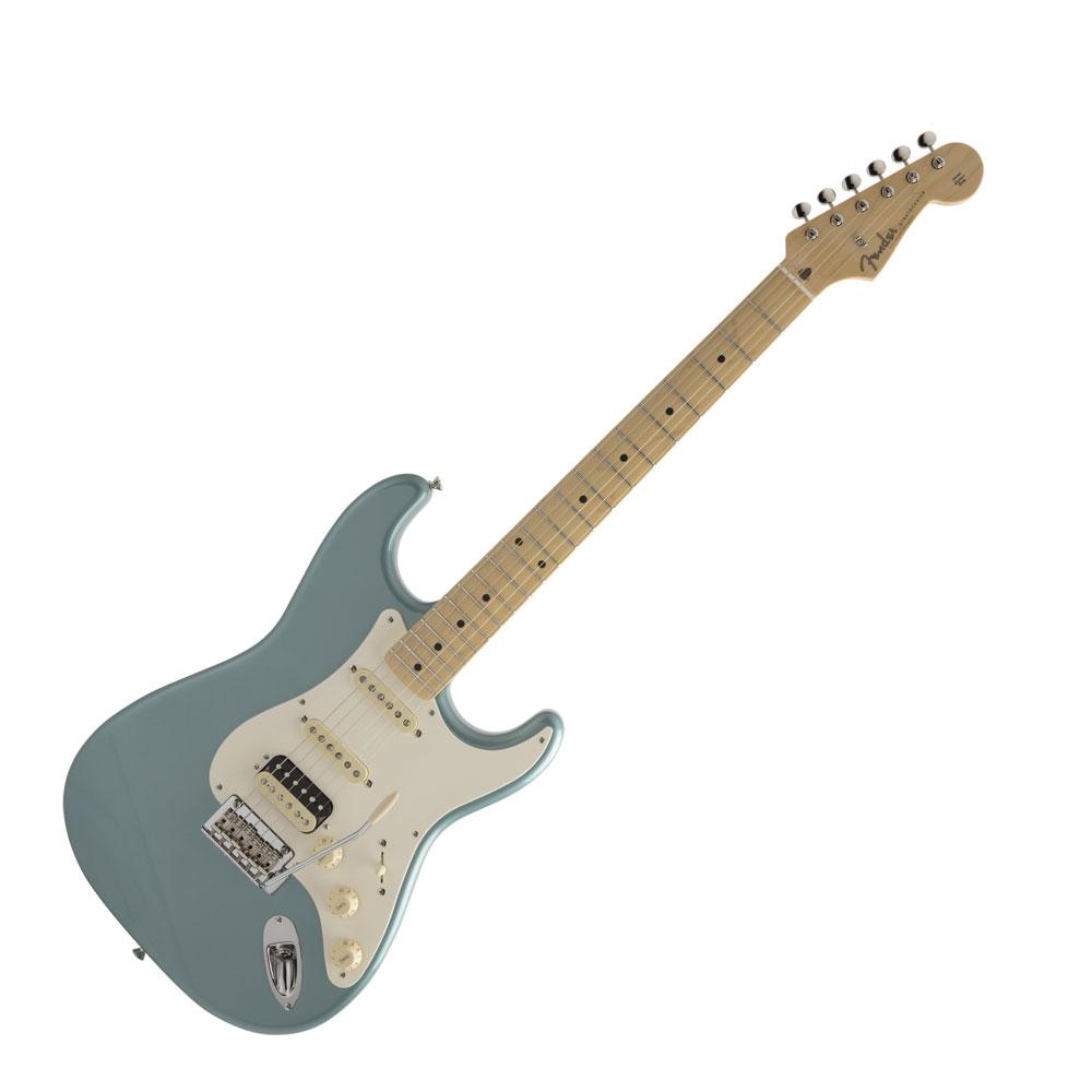 Fender Made Metallic Made in Japan Hybrid 50s Stratocaster HSS Turquoise Ocean Turquoise Metallic エレキギター, atelier brugge ONLINE:669134b8 --- sunward.msk.ru